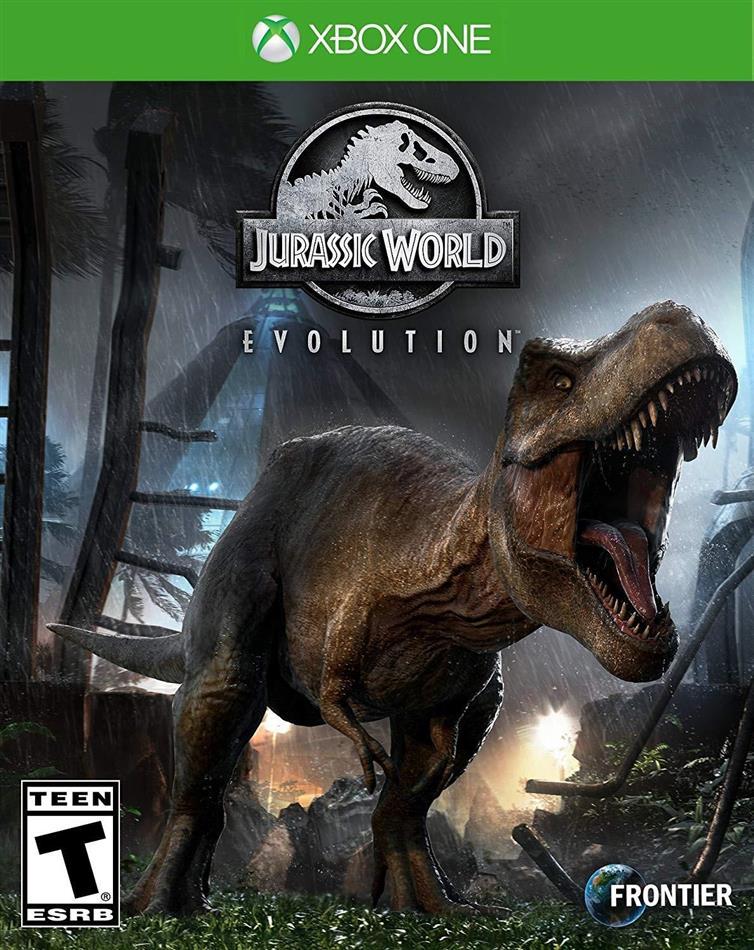 Xb1 Jurassic World Evolution