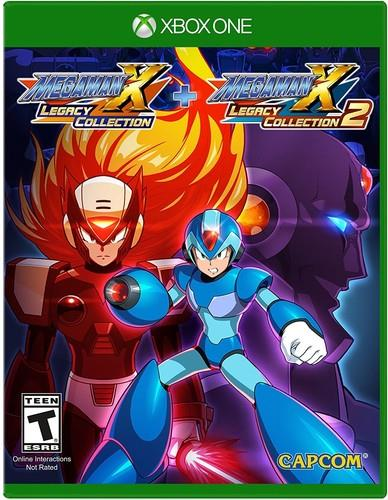 Mega Man X - Legacy Collection 1 + 2