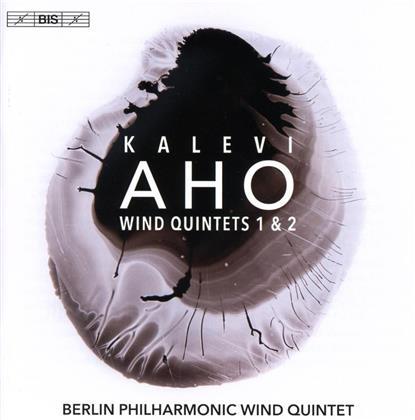Philharmonisches Bläserquintett Berlin & Kalevi Aho (*1949) - Wind Quintets 1 & 2 (SACD)