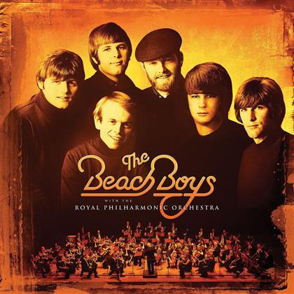 Beach Boys & Royal Philharmonic Orchestra - Beach Boys With The Royal Philharmonic Orchestra (LP)
