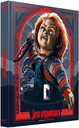 Jeu d'enfant - Chucky (1988) (Mediabook, Blu-ray + DVD)