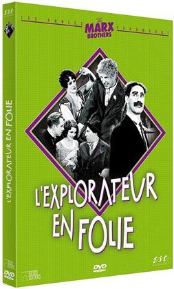L'explorateur en folie (1930) (s/w)