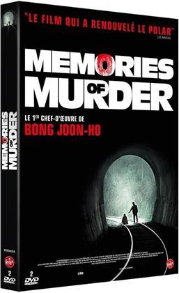 Memories of murder (2003) (2 DVDs)
