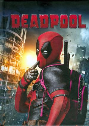 Deadpool (2016) (Collector's Edition, Digibook, Edizione Limitata)