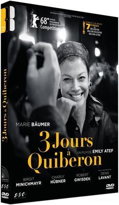 3 jours à Quiberon (2018) (s/w)