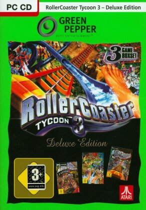 Green Pepper - Rollercoaster Tycoon 3 (Deluxe Edition)