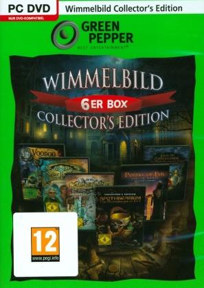 Green Pepper - Wimmelbild 6er Box (Édition Collector)