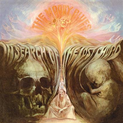 The Moody Blues - In Search Of The Lost Chord (50th Anniversary Edition, Limited Edition, LP)