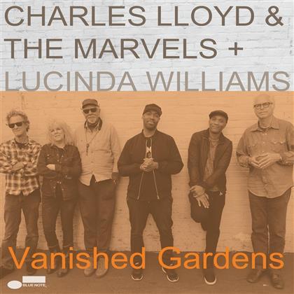 Charles Lloyd & Lucinda Williams - Vanished Gardens
