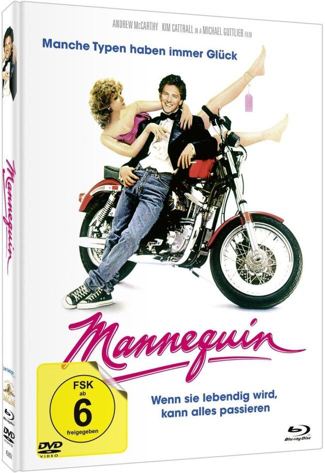 Mannequin (1987) (Mediabook, Blu-ray + DVD)