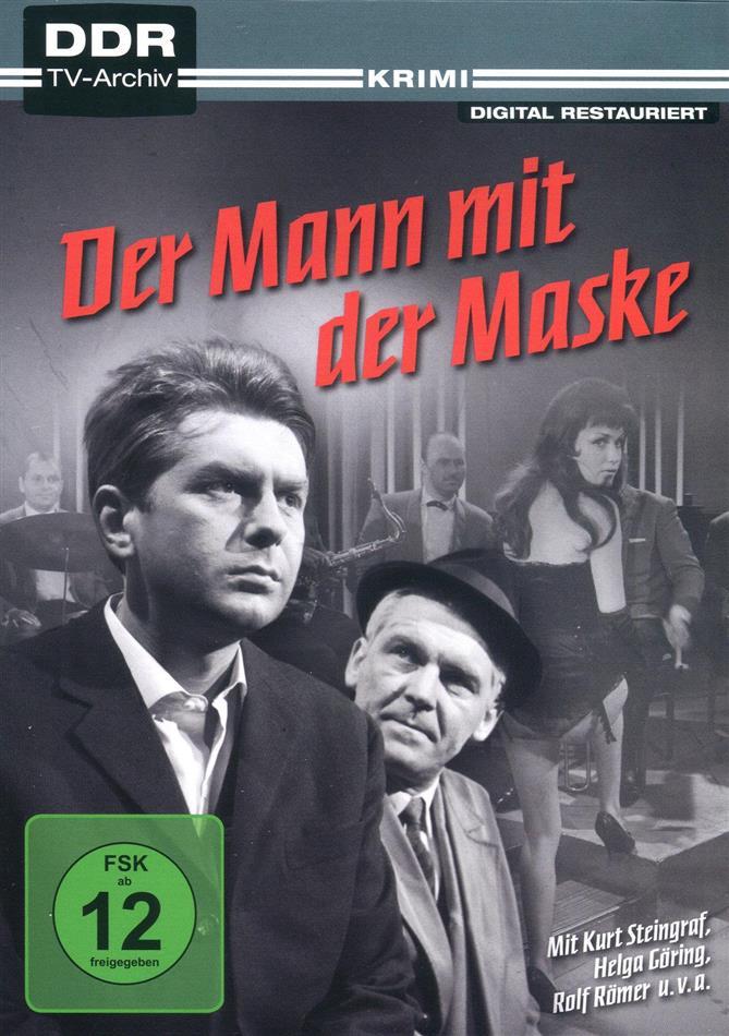 Der Mann mit der Maske (1964) (DDR TV-Archiv, s/w, Restaurierte Fassung)