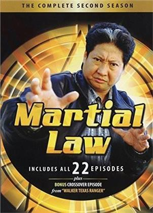 Martial Law - Season 2 (5 DVDs)