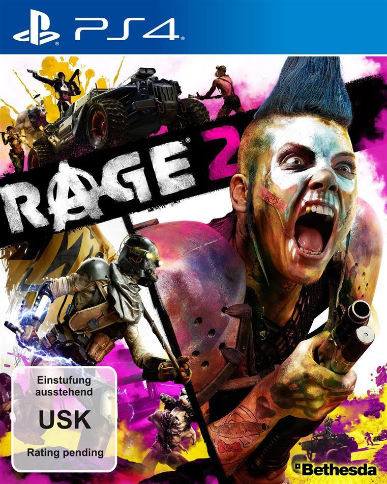 Rage 2 (German Edition)