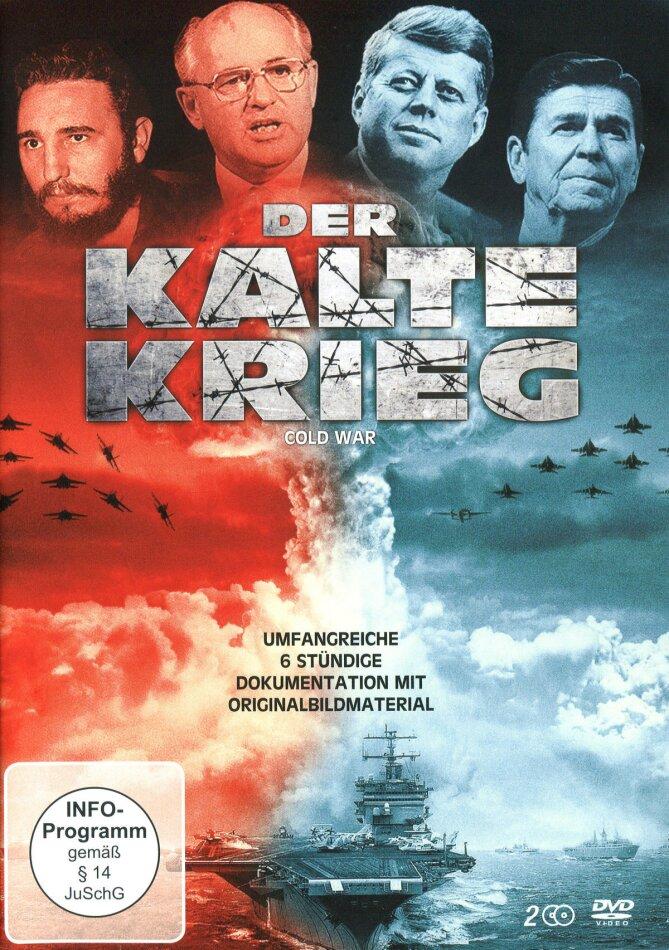 Der Kalte Krieg (2 DVDs)