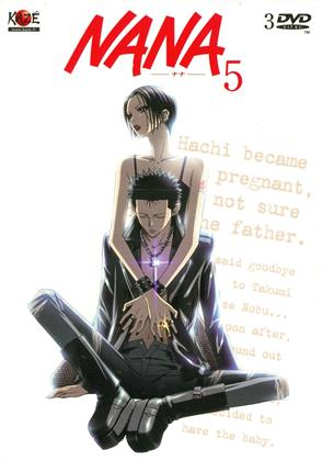 Nana - Box 5/5 (3 DVDs)