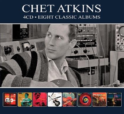 Chet Atkins - 8 Classic Albums (Digipack, 4 CDs)