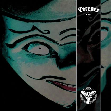 Coroner - Grin (2018 Reissue)