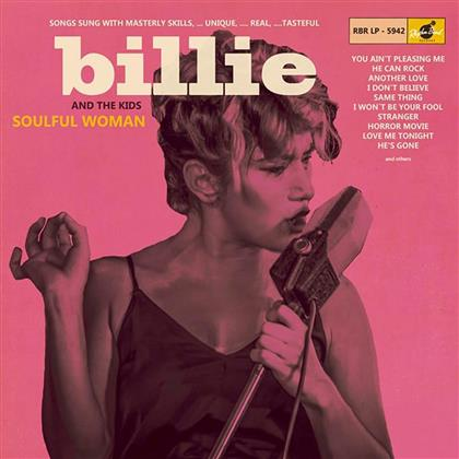 Billie & The Kids - Soulful Woman (Limited Edition, LP)