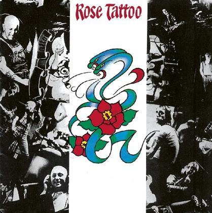 Rose Tattoo - --- - + Live CD (2018 Reissue, Gatefold, Red Vinyl, LP + CD)