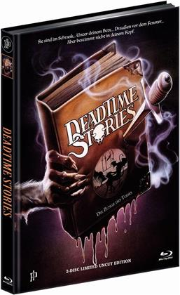 Deadtime Stories - Die Zunge des Todes (1986) (Cover A, Limited Edition, Mediabook, Blu-ray + DVD)