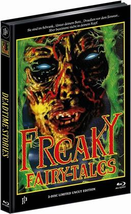 Freaky Fairy-Tales (1986) (Cover C, Limited Edition, Mediabook, Blu-ray + DVD)