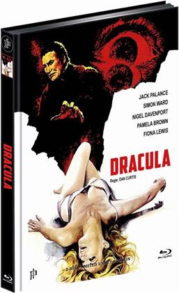 Dracula (1974) (Cover D, Limited Edition, Mediabook, Uncut, Blu-ray + DVD)