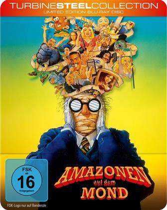Amazonen auf dem Mond oder Warum die Amis den Kanal voll haben (1987)
