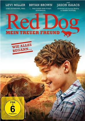 Red Dog - Mein treuer Freund (2016)