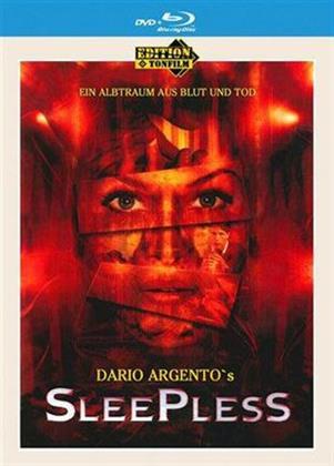 Sleepless (2001) (Mediabook, Uncut, Blu-ray + DVD)