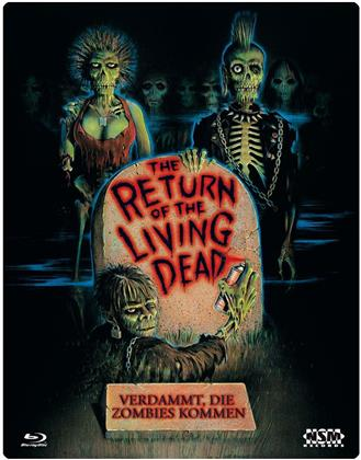 The Return of the Living Dead - Verdammt, die Zombies kommen (1985) (FuturePak, Lenticular, 2 Blu-rays)