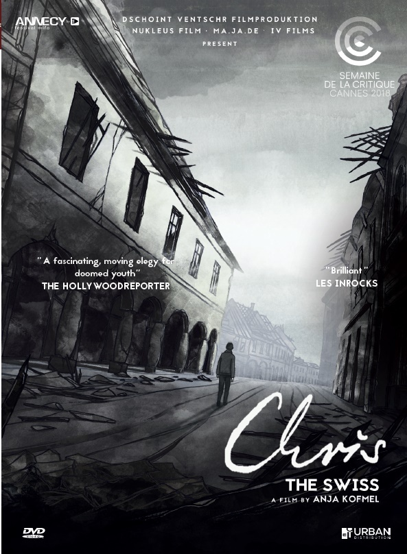 Chris the Swiss (2018) (Digibook)