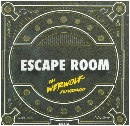 Escape Room in a Box - The Werewolf Experiment