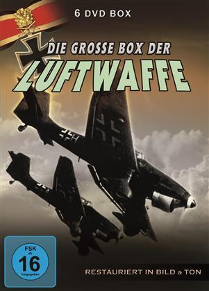 Die grosse Box der Luftwaffe (Restaurierte Fassung, 6 DVDs)