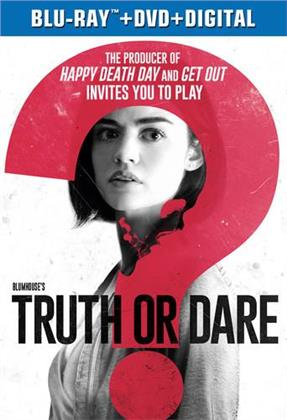Truth Or Dare (2018) (Director's Cut, Unrated)