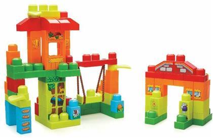 Mega Bloks Baumhaus-Spielplatz (120 Teile)
