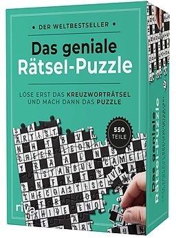 Das geniale Rätsel-Puzzle - 550 Teile Puzzle