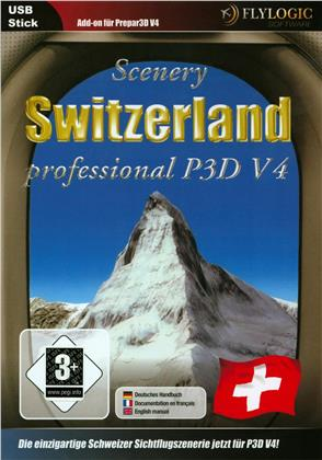 Switzerland Professional Prepar3D V4 [Add-On]
