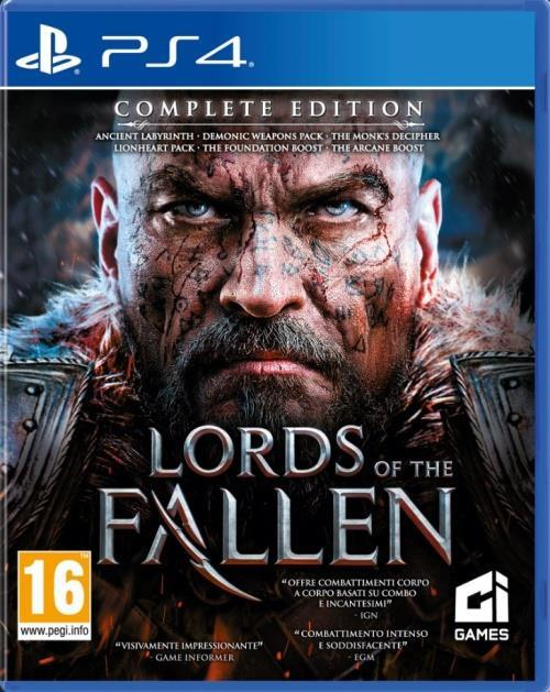 Lords of the Fallen (Complete Edition)
