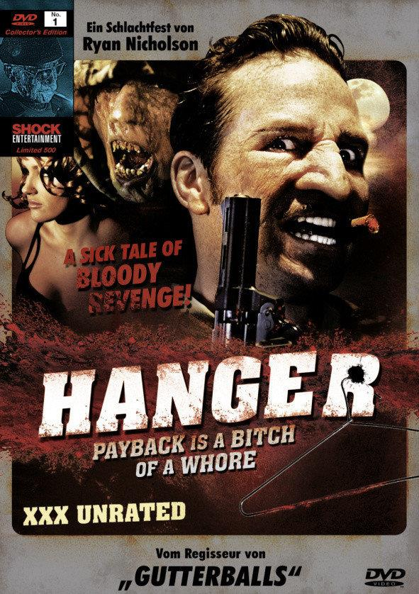 Hanger (2009) (Collector's Edition, Limited Edition, Unrated)
