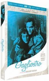 Cagliostro (1949) (s/w, Blu-ray + DVD)