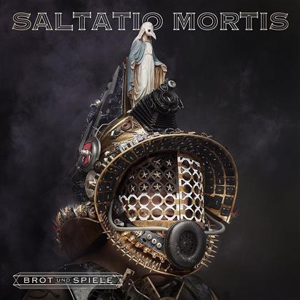 Saltatio Mortis - Brot Und Spiele (Jewel Case)