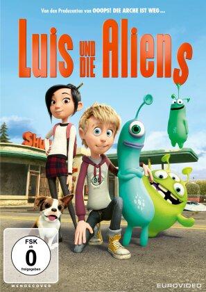 Luis und die Aliens (2018)