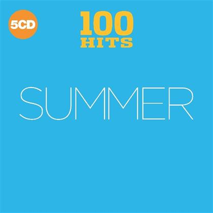 100 Hits - Summer 2018 (5 CDs)