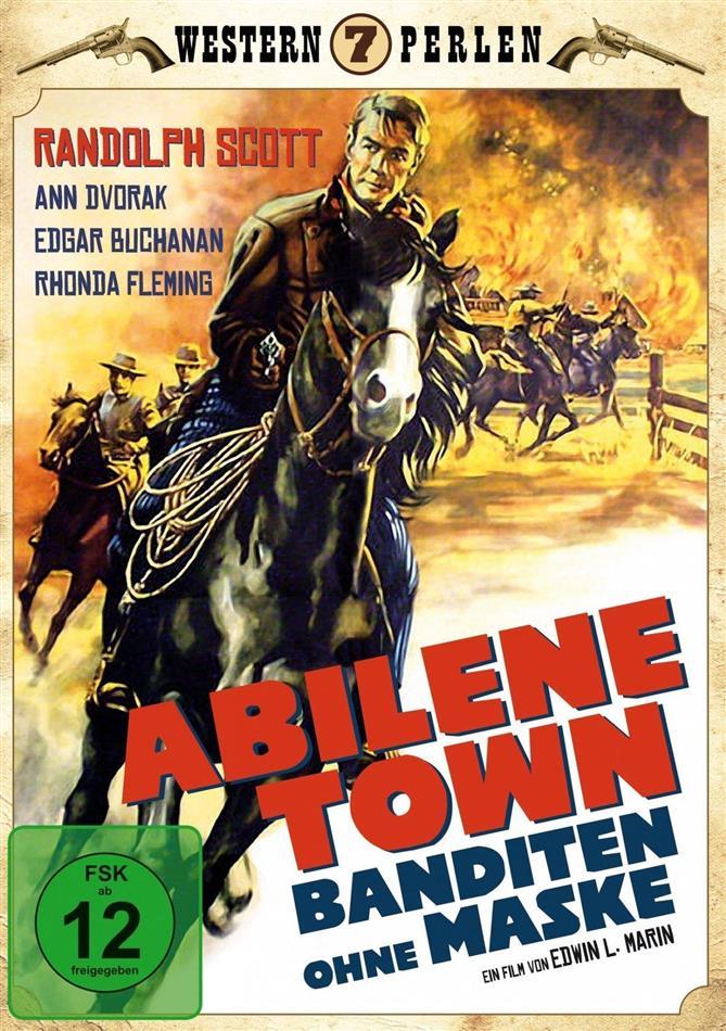 Abilene Town - Banditen ohne Maske (1945) (Western Perlen, Remastered)