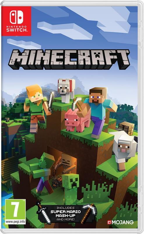 Minecraft (Nintendo Switch Edition)