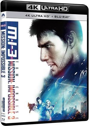 Mission: Impossible 3 (2006) (4K Ultra HD + Blu-ray)