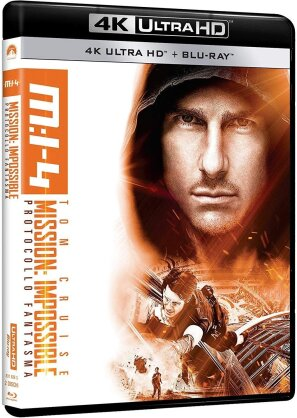 Mission: Impossible 4 (2011) (4K Ultra HD + Blu-ray)