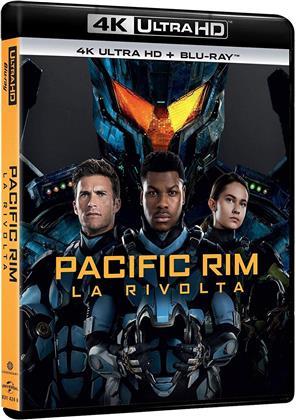 Pacific Rim 2 - La rivolta (2018) (4K Ultra HD + Blu-ray)