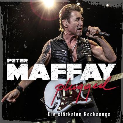 Peter Maffay - Plugged-Die Staerksten (LP)