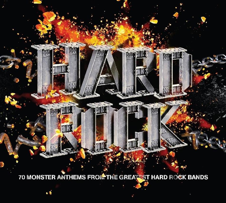 Hard Rock - Box (6 CDs)